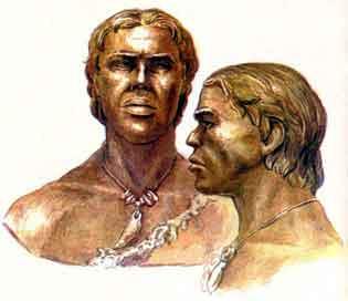 Кроманьонцы («человек разумный»)