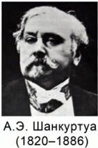 А.Э. Шанкуртуа (1820 - 1886)