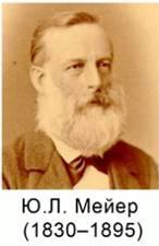 Ю.Л. Мейер (1830 - 1895)
