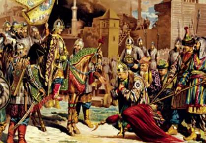 Взятие Иваном Грозным Казани