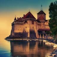 Замок Шильон